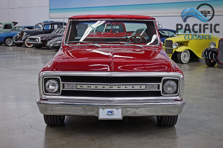 1970 Chevrolet C10 Pacific Classics