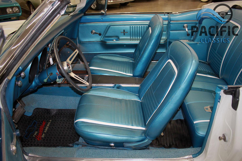 1967 Chevrolet RS Camaro Convertible