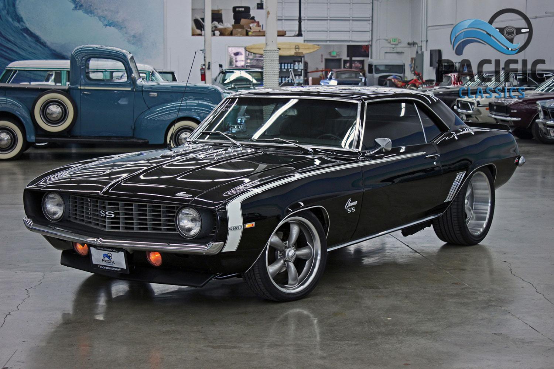 1969 Chevrolet Camaro Black