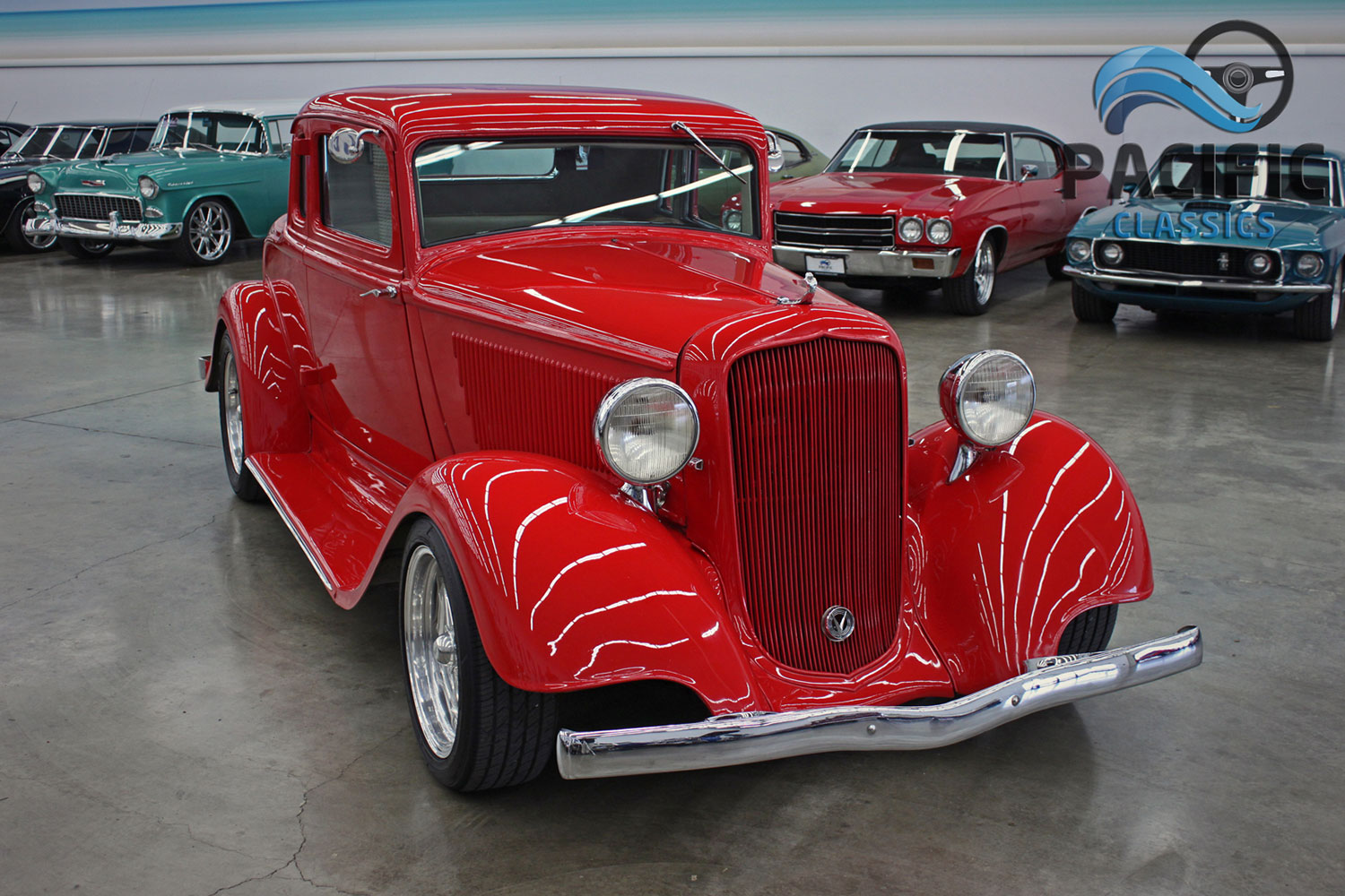 1933 Plymouth Coupe