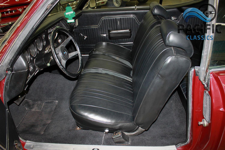 1970 Chevrolet Chevelle Burgundy