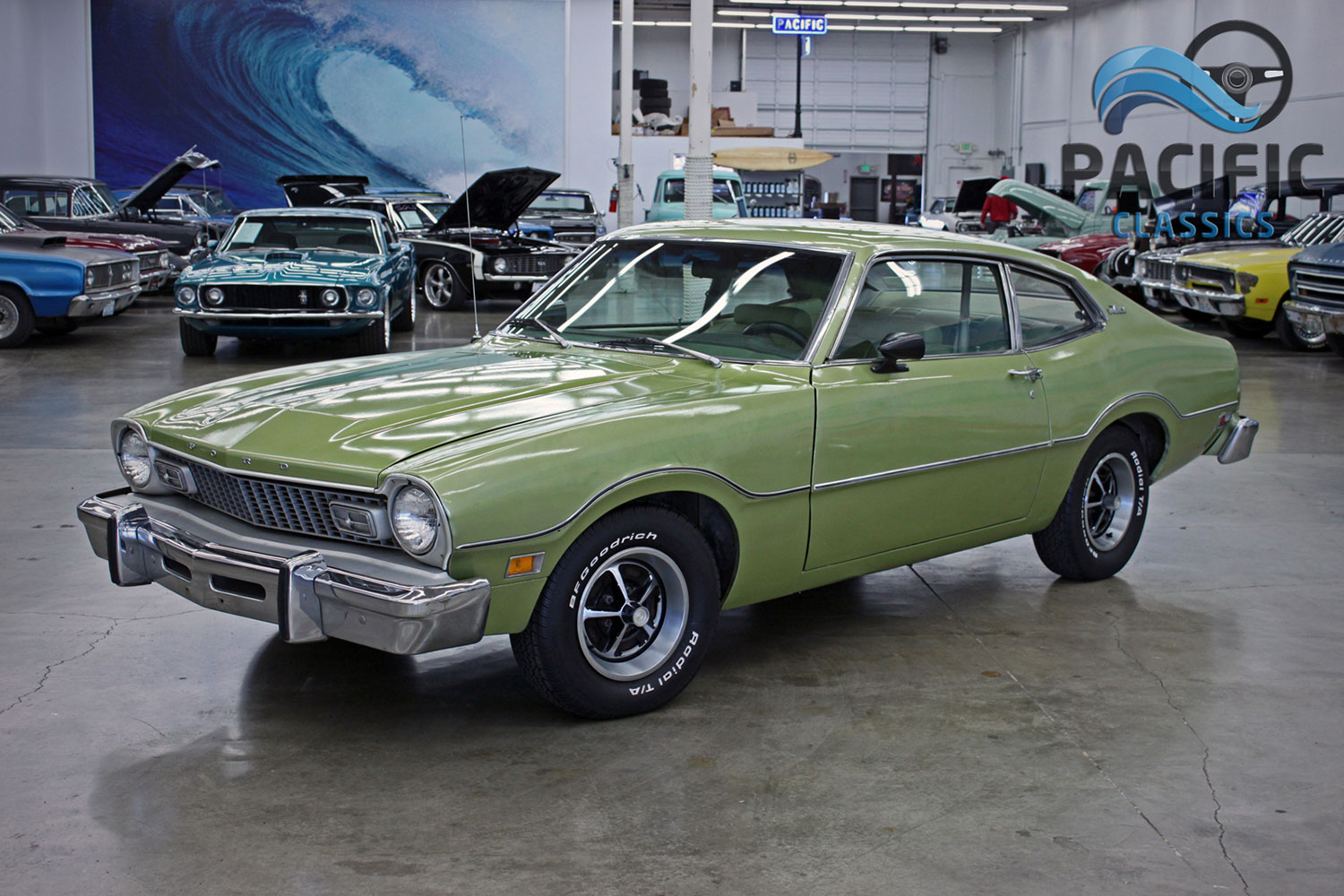 1975 Ford Maverick Pacific Classics