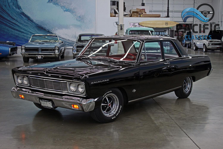 1965 Ford Fairlane - Pacific Classics