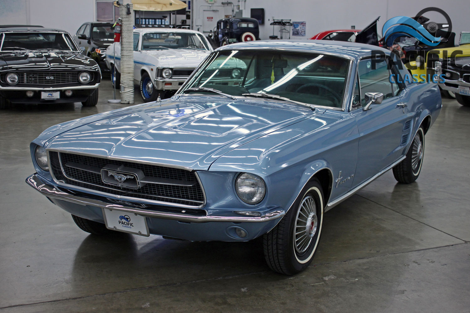 1967 Ford Mustang Coupe