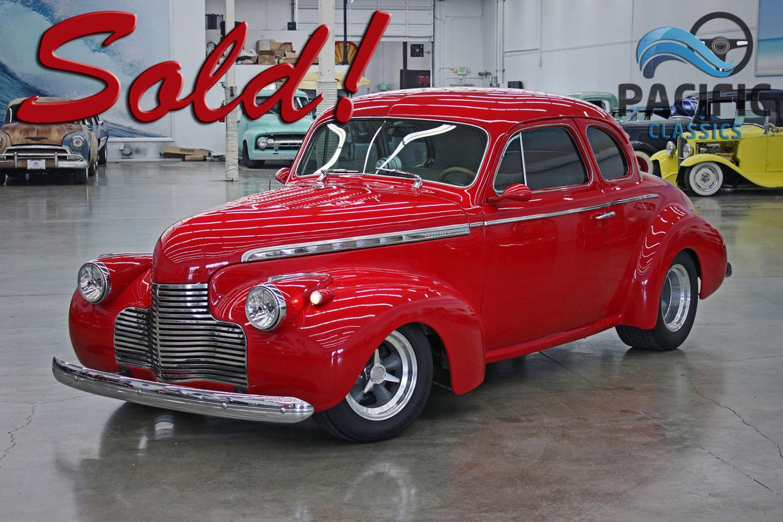 1940 Chevrolet Master 85