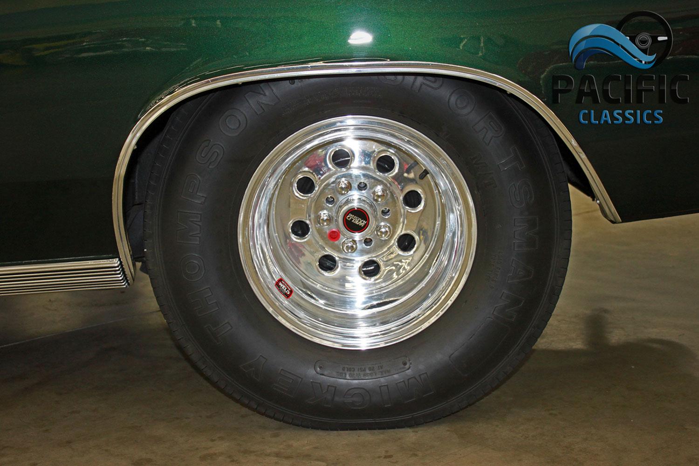 1966 Chevrolet Chevelle SS Green