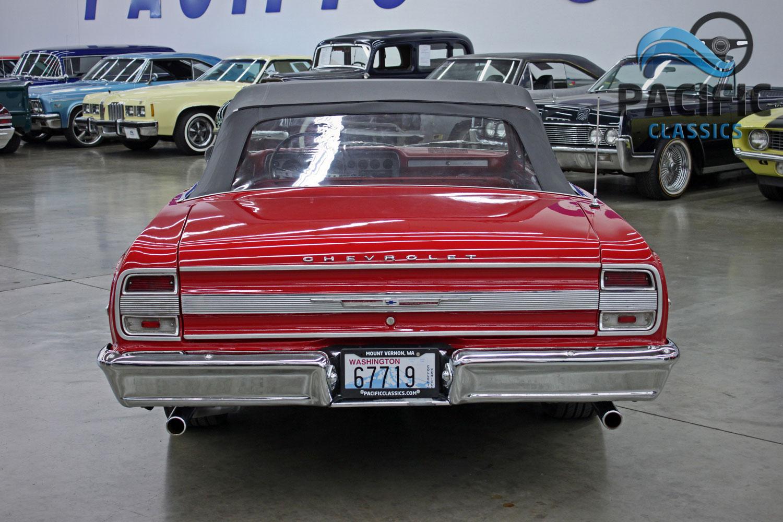 1964 Chevrolet Malibu Convertible