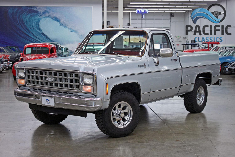 1980 Chevrolet Cheyenne 4x4