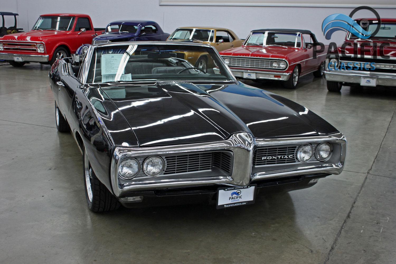 1968 Pontiac Lemans Convertible