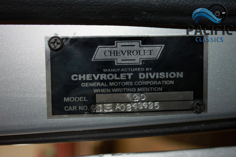 1935 Chevrolet 2 Door