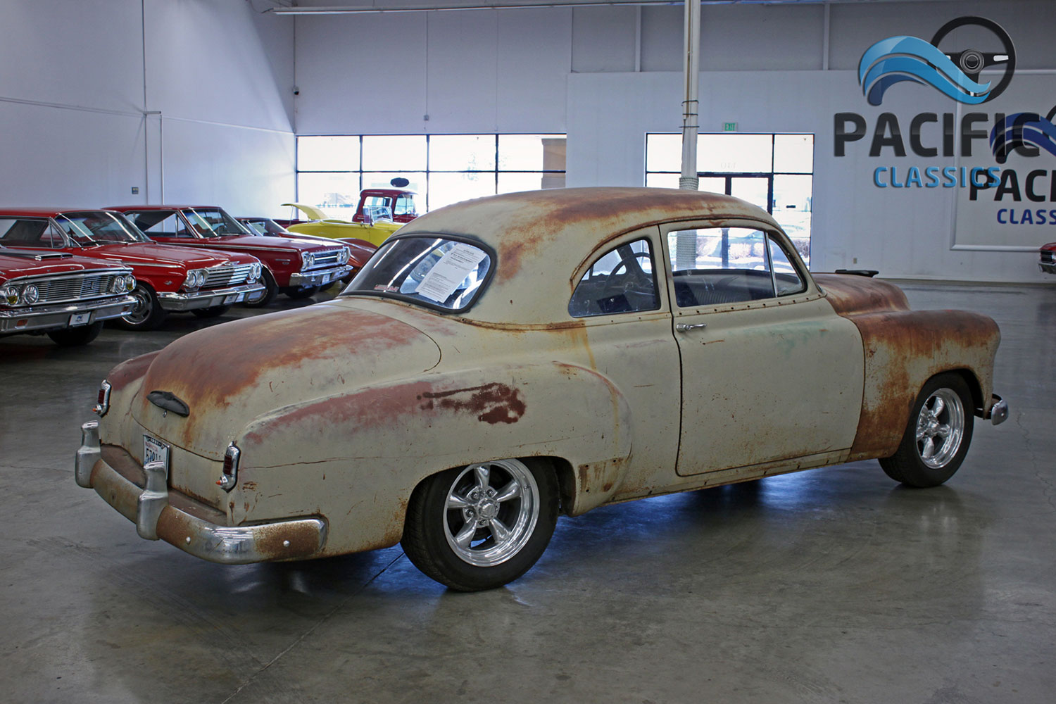 1951 Chevrolet Business Coupe