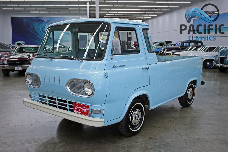 1961 Ford E100 Econoline Pickup