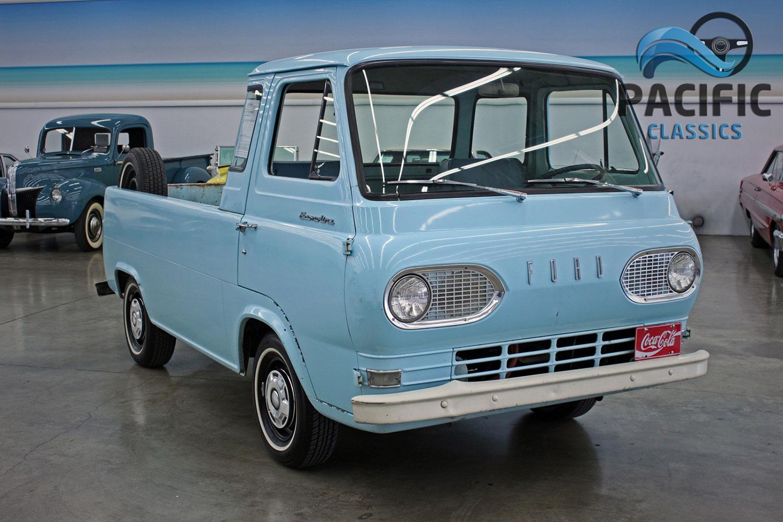 1961 Ford E100 Econoline Pickup Pacific Classics