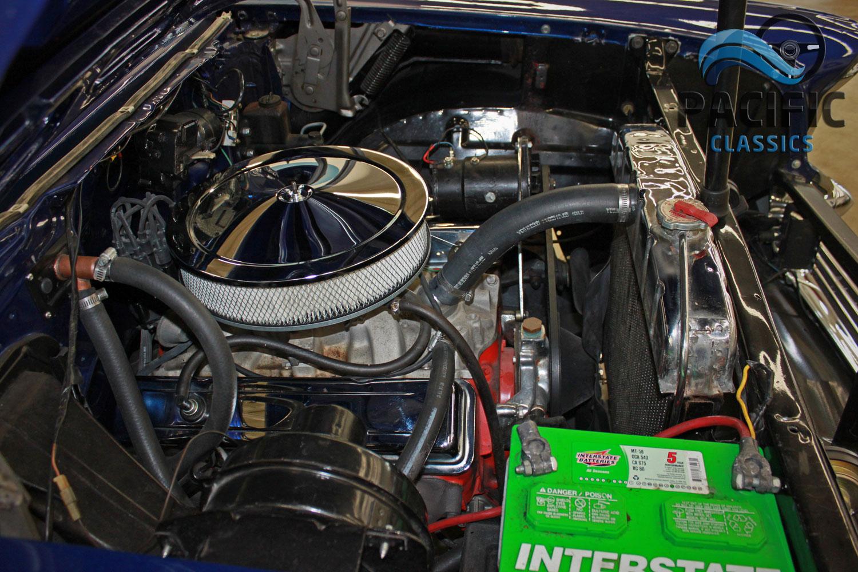 1957 Chevrolet 2 Door Wagon