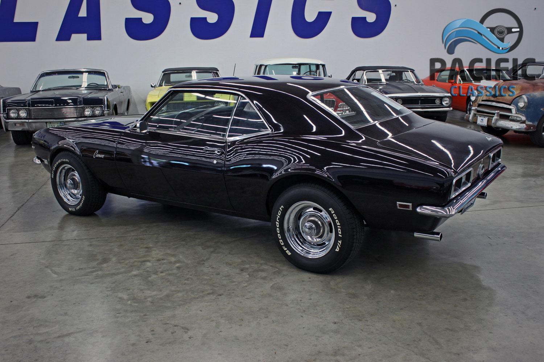 1968 Chevrolet Camaro 327