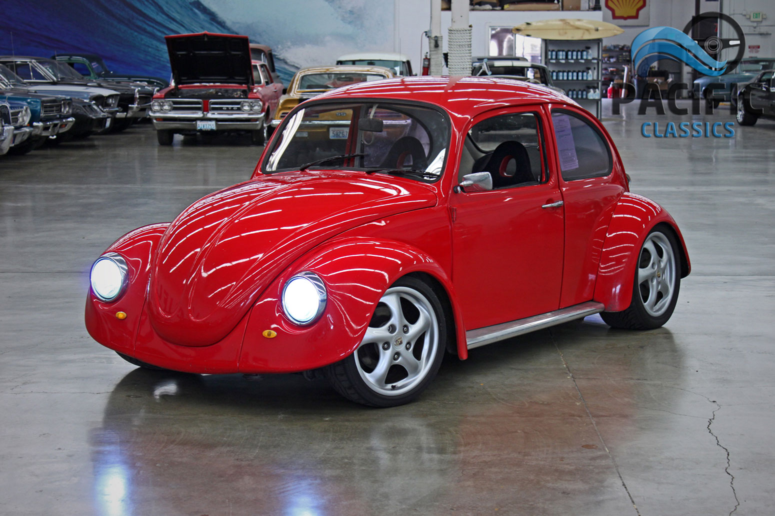 1968 Volkswagen Turbo Beetle