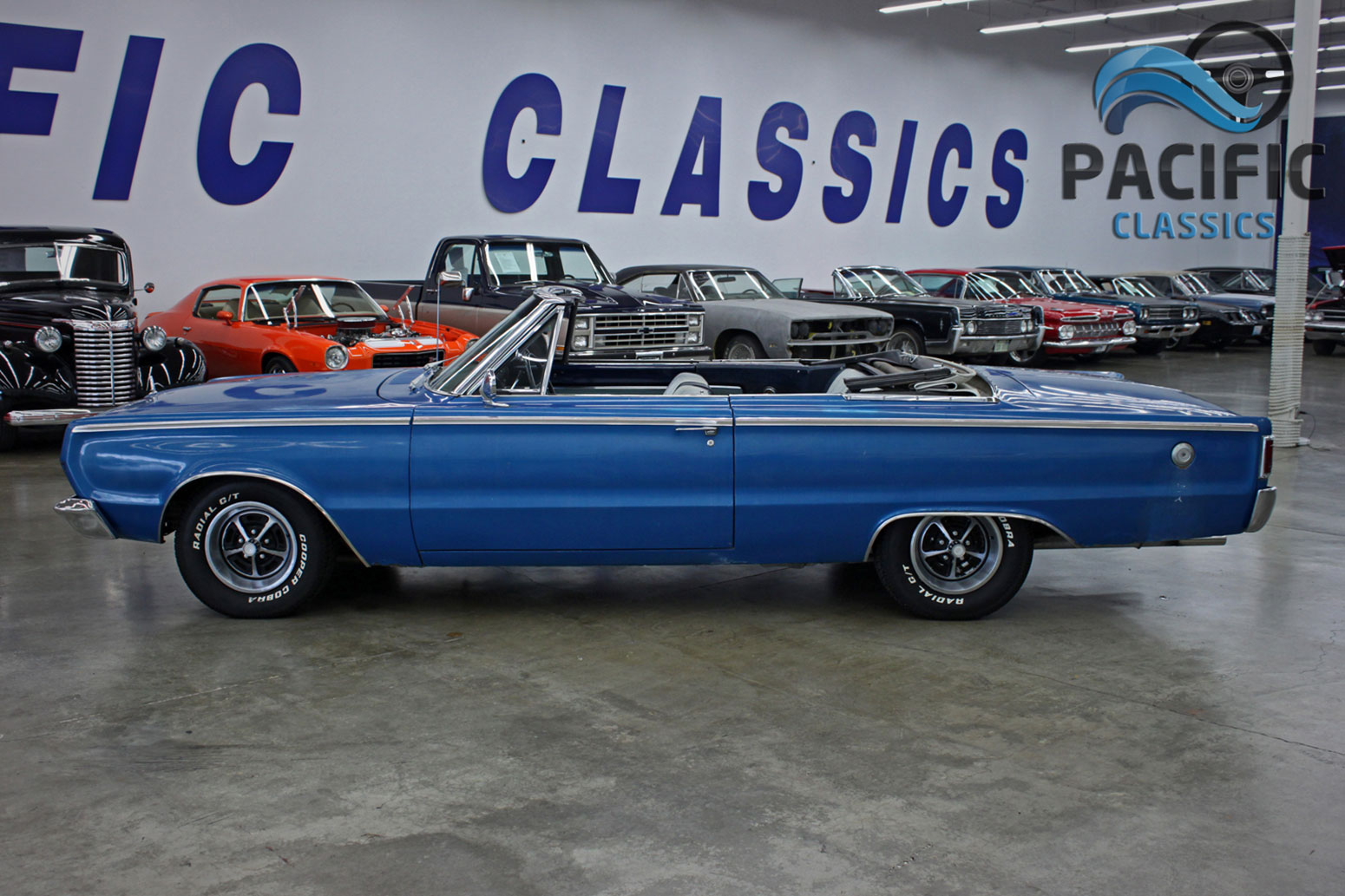 1967 Plymouth Belvedere Convertible