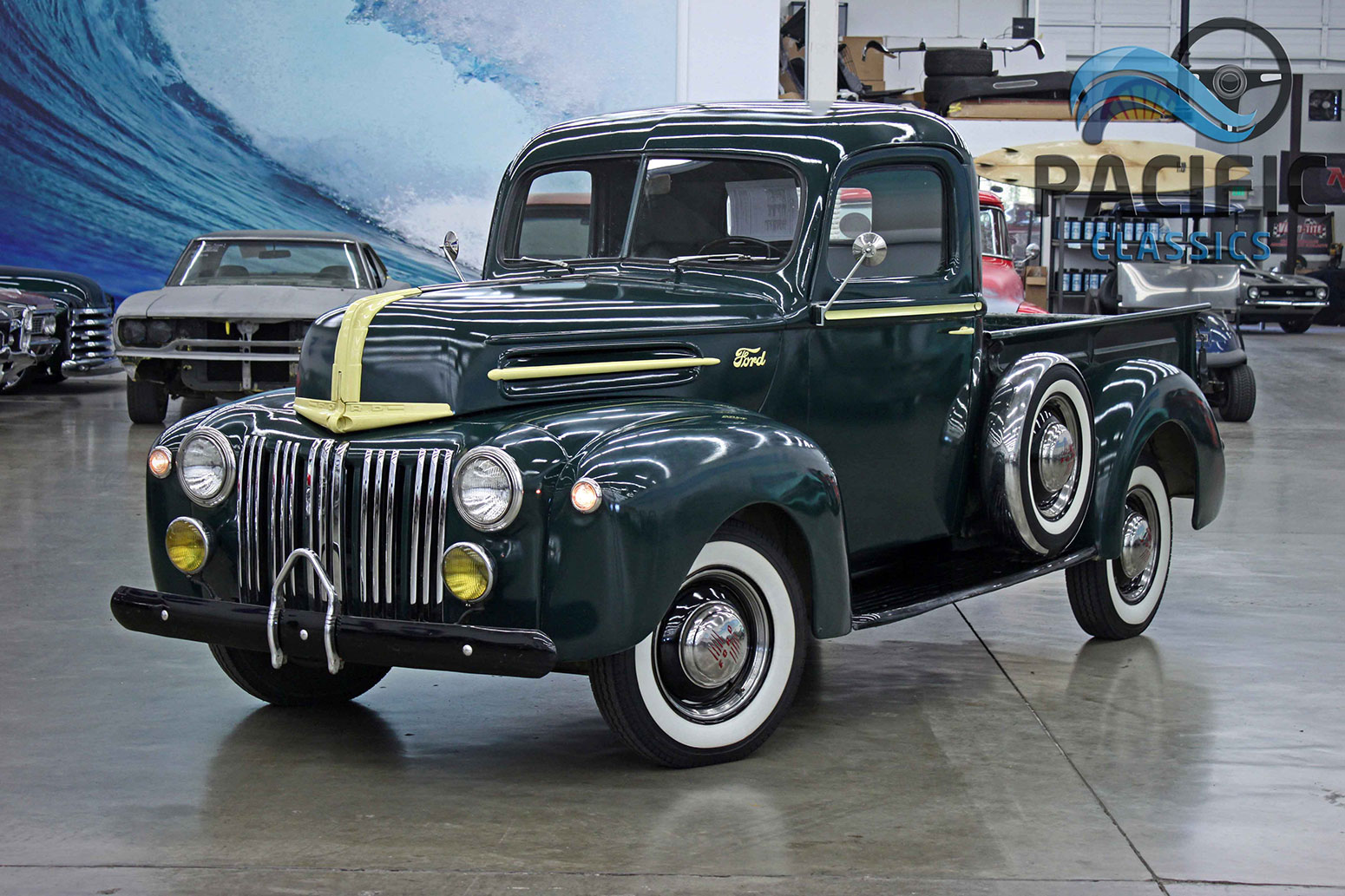 1946 Ford Pickup Pacific Classics