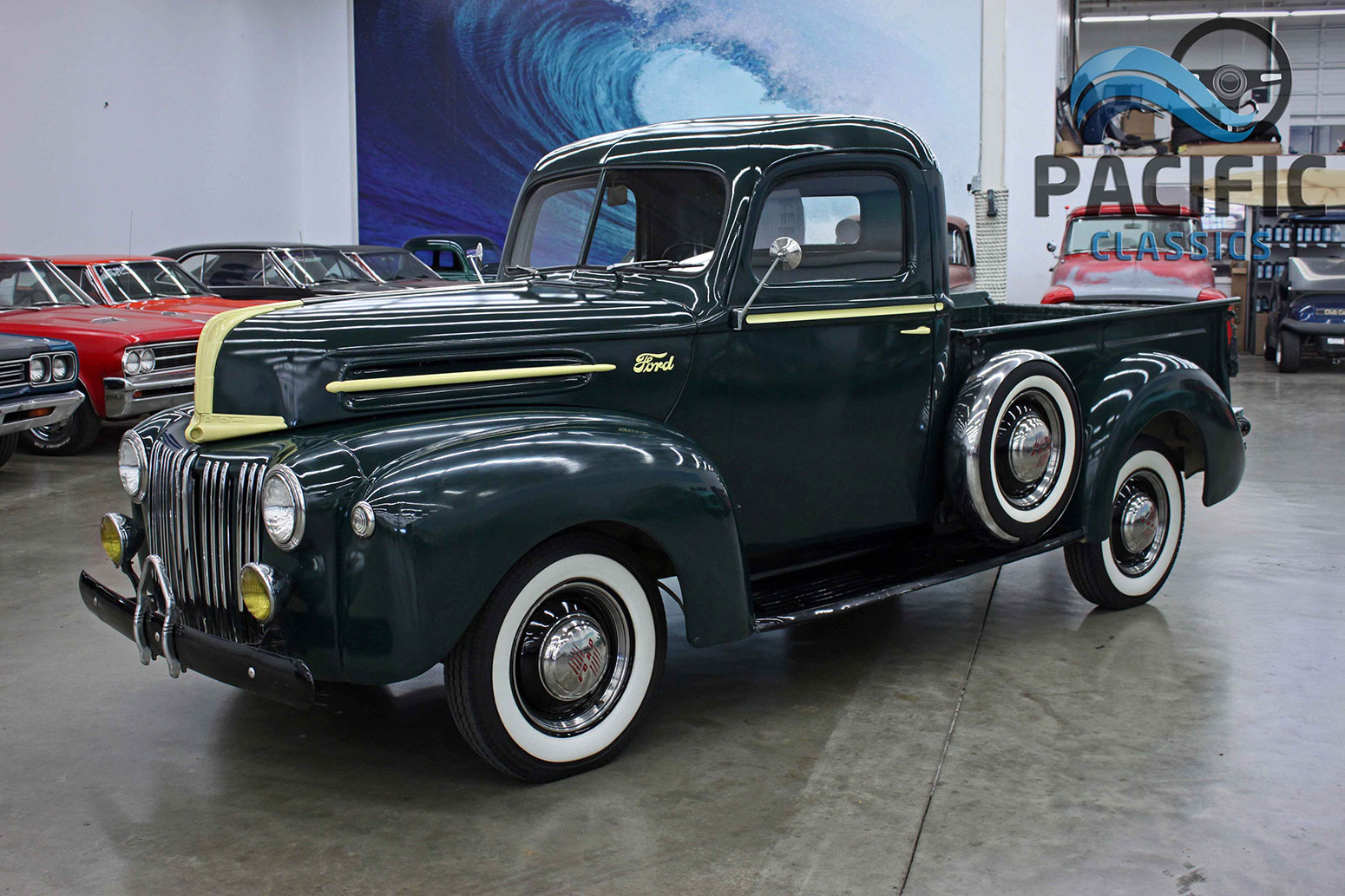 1946 Ford Pickup