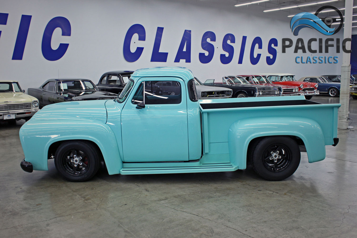 1955 Ford Pickup - Pacific Classics