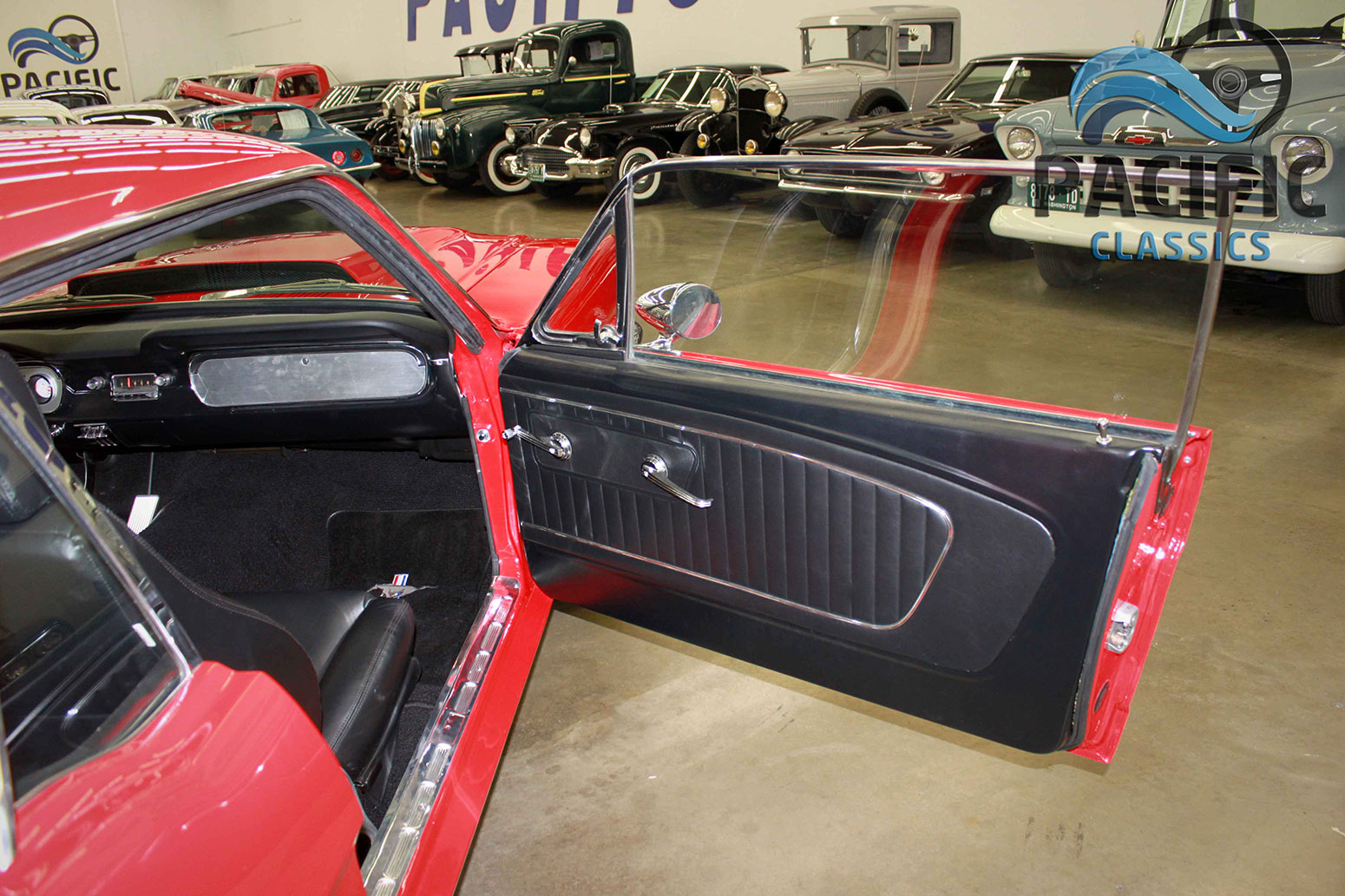 1965 Ford Mustang 331 / 5 Speed