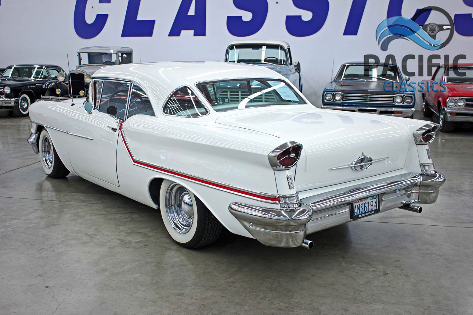 1957 Oldsmobile Golden Rocket 88 Pacific Classics