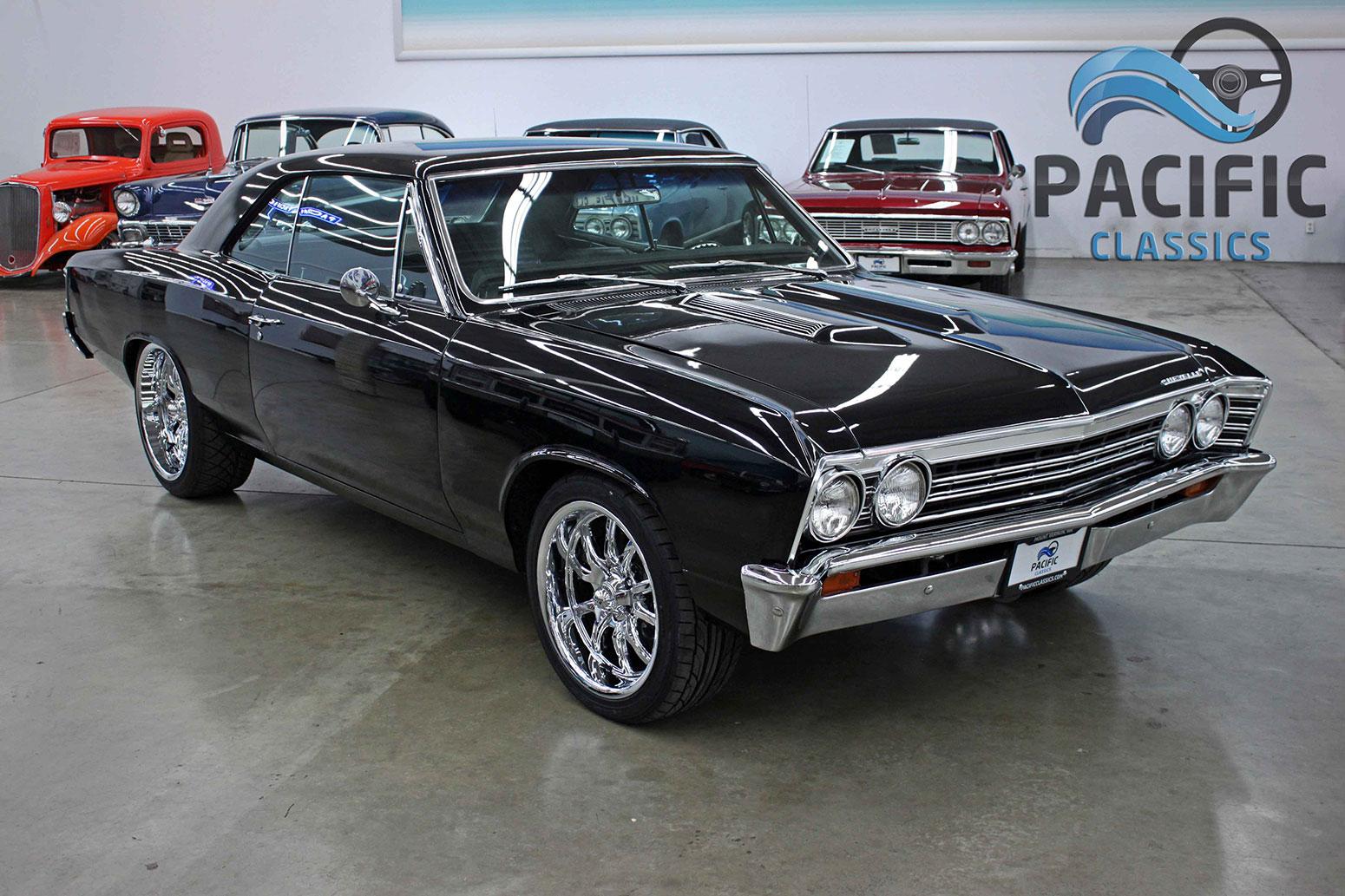 1967 Chevrolet Chevelle 383 Black