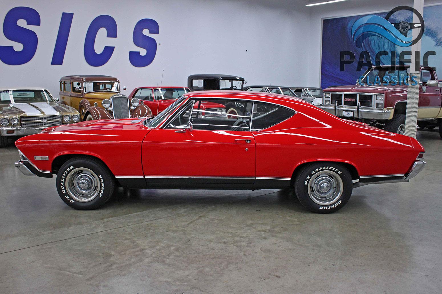 1968 Chevrolet Chevelle SS 454