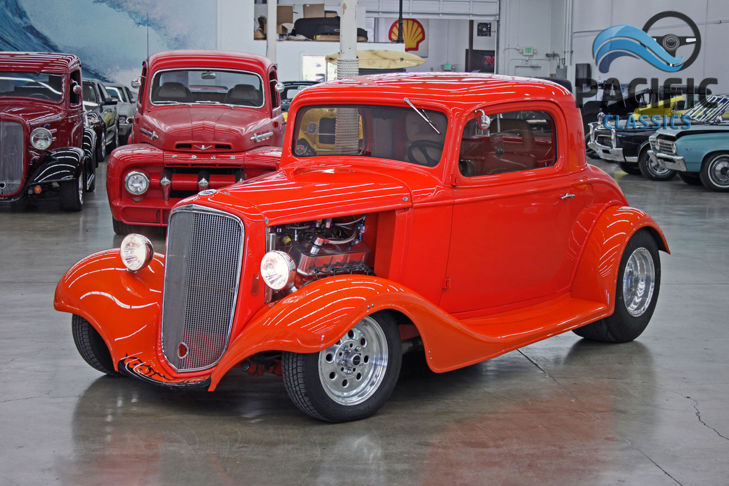 1933 Chevrolet Coupe