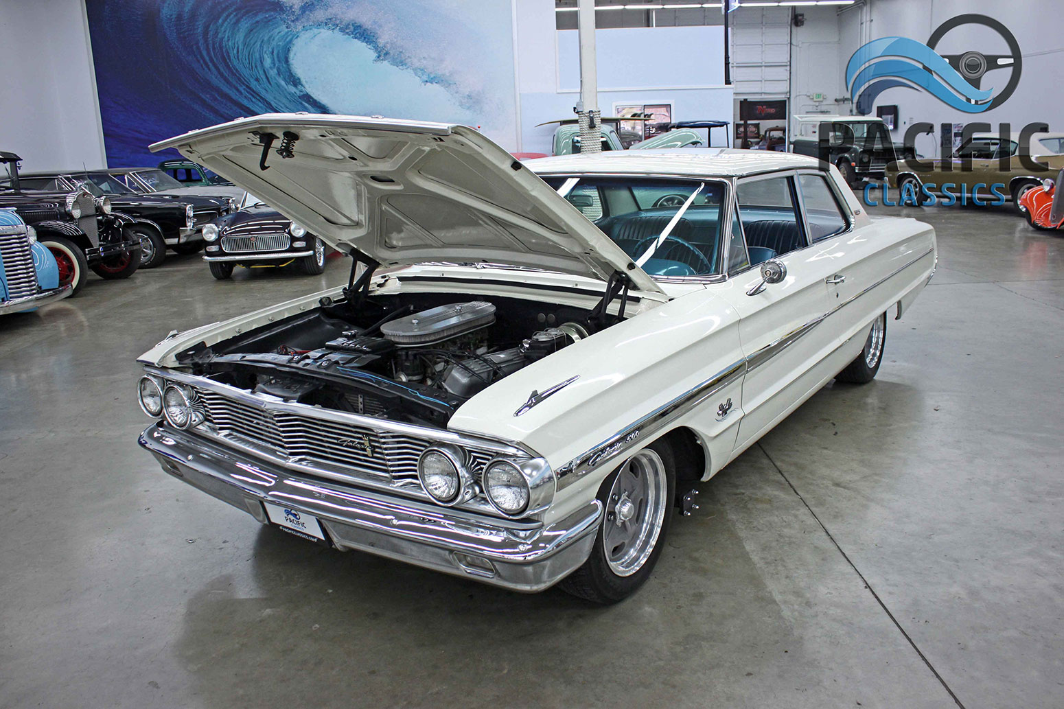 1964 Ford Galaxie 500 390/4speed