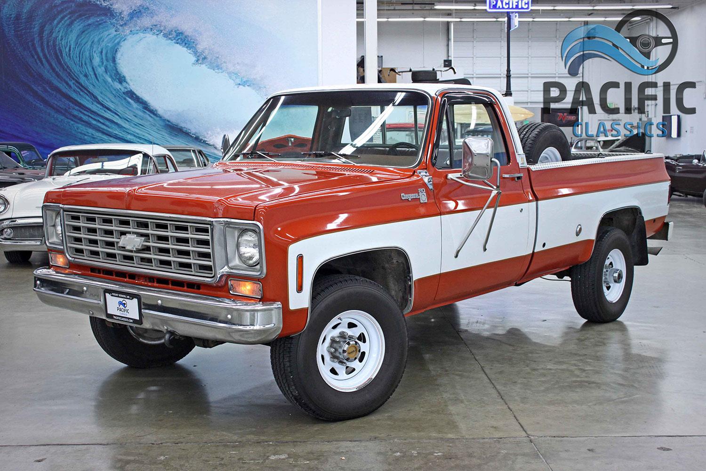 1976 Chevrolet C20 4x4