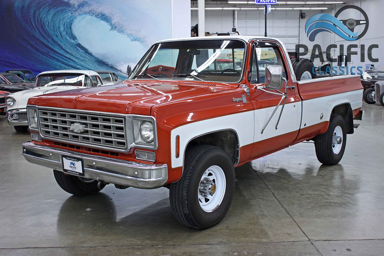 1976 Chevrolet C20 4×4