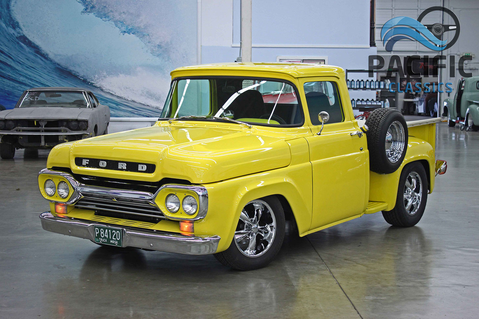 1960 Ford F100 Short Box