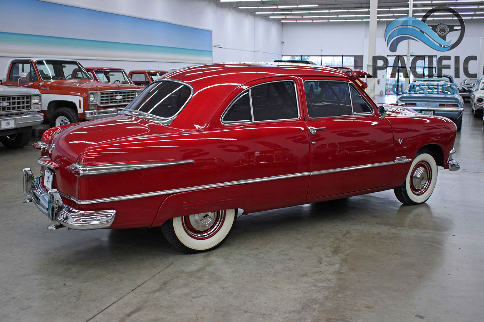 1951 Ford Custom 2 Door