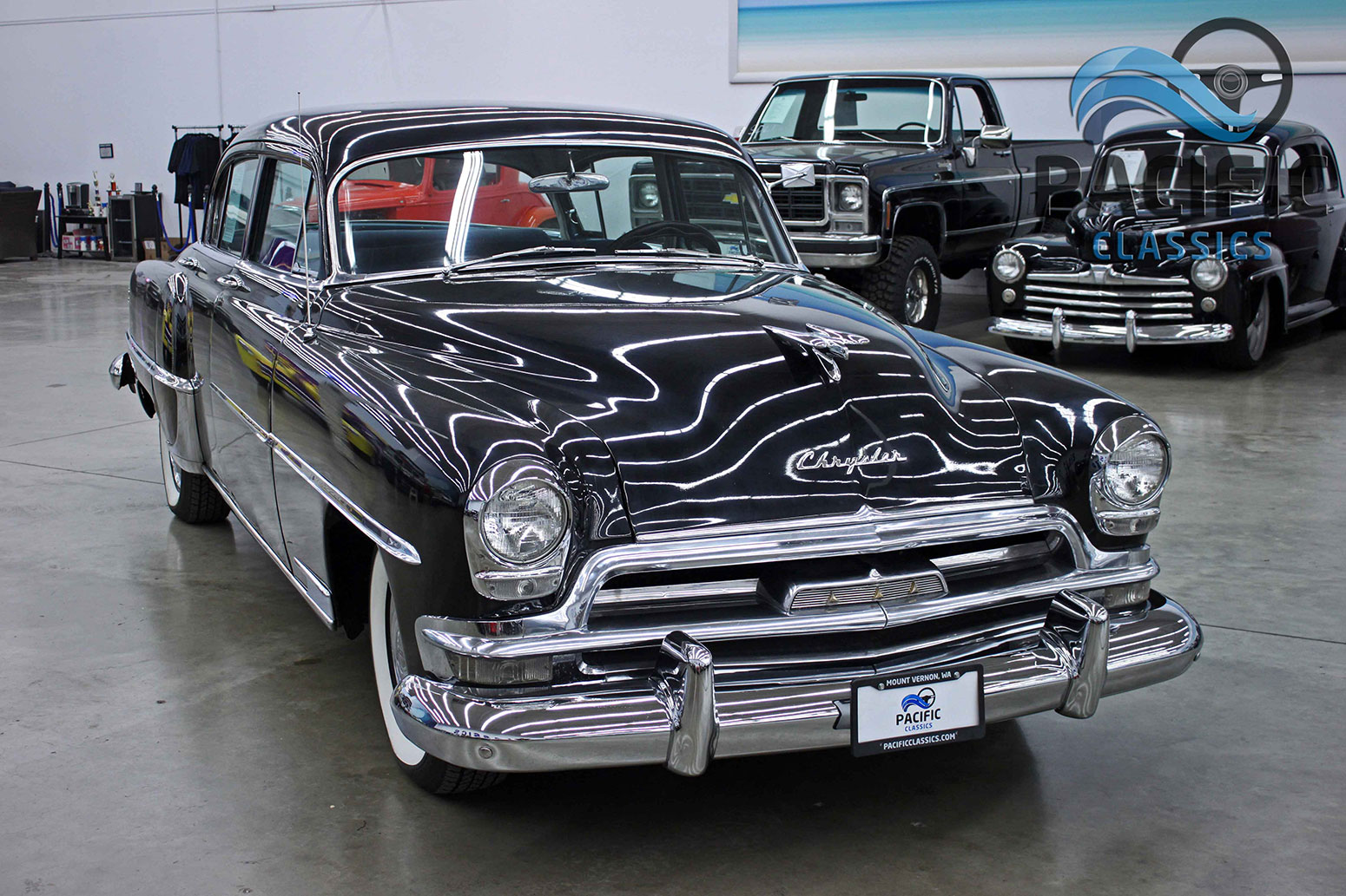 1954 Chrysler Windsor Deluxe