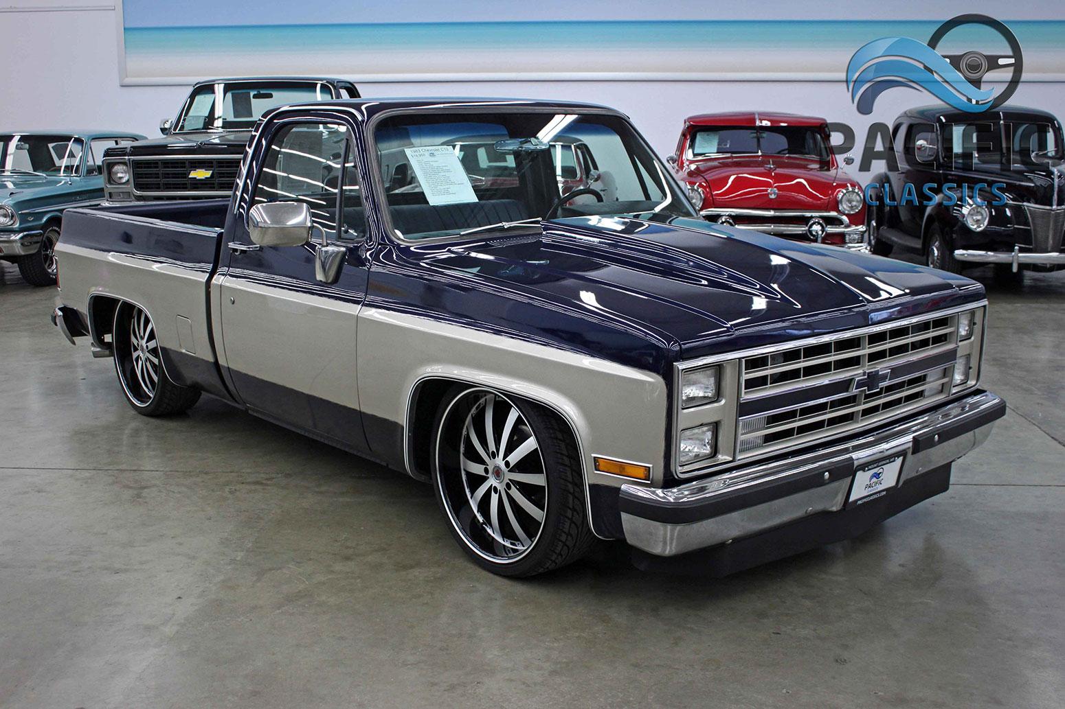 1983 Chevrolet G10