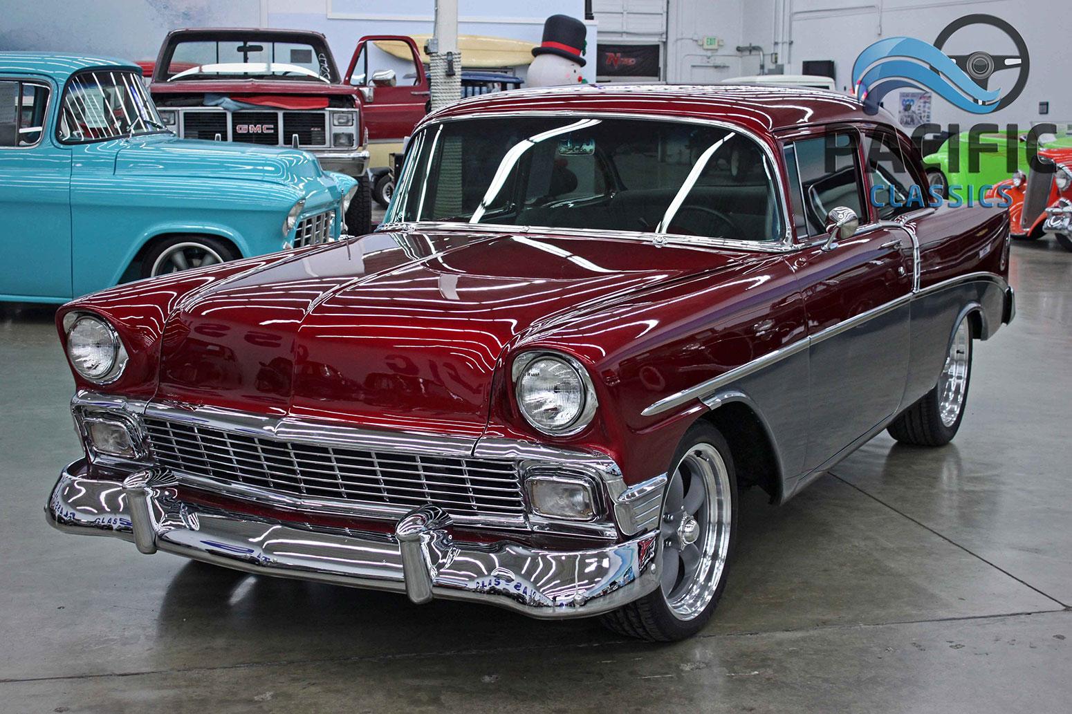 1956 Chevrolet 2 Door Post 454