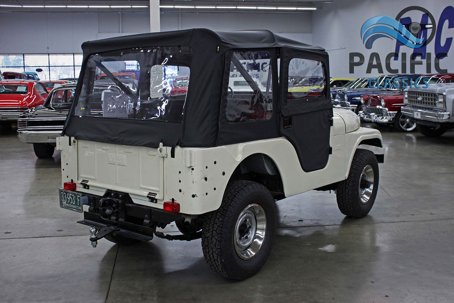 1956 Willys Jeep CJ5