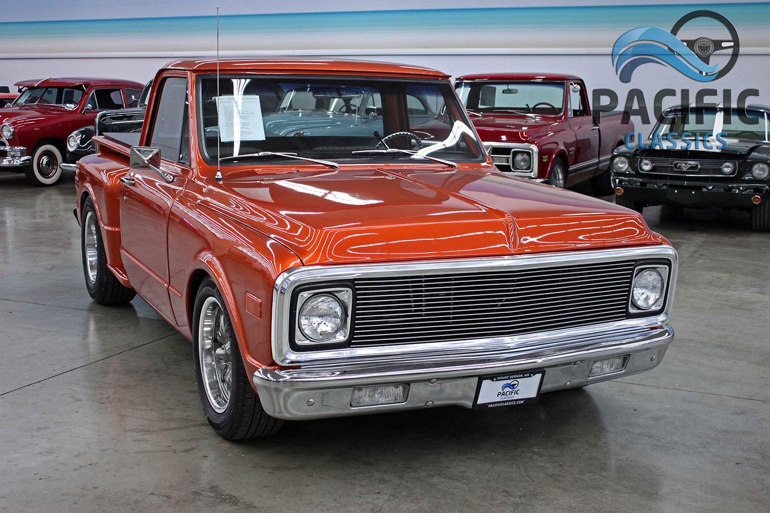 1972 Chevrolet C10 Stepside