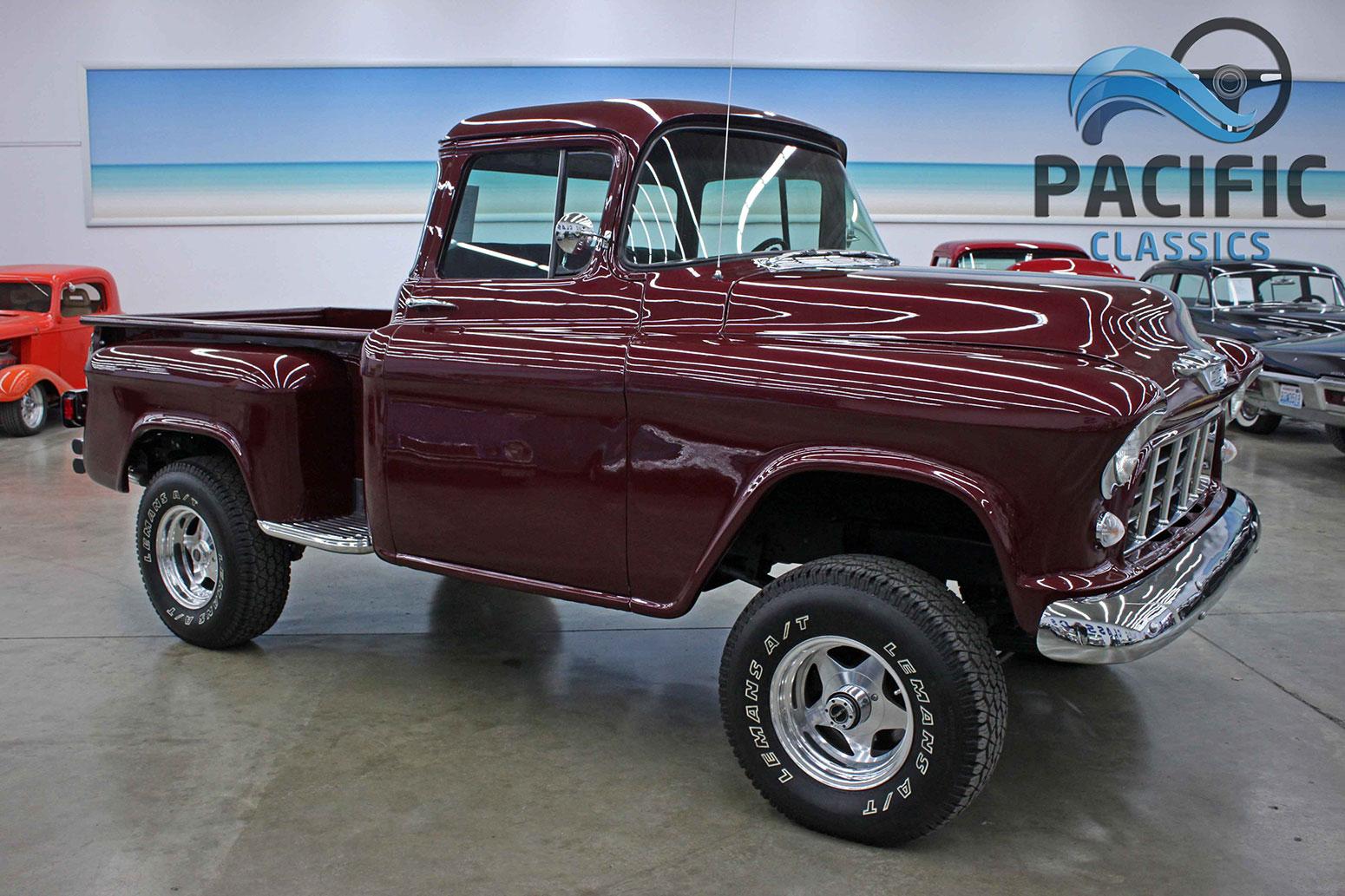 1955 Chevrolet 4×4 Pickup
