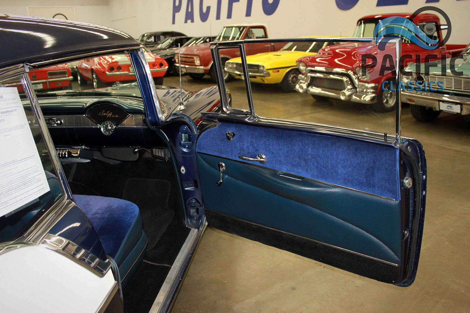 1956 Chevrolet Bel Air Hardtop