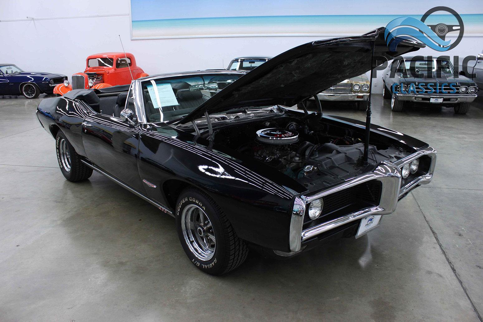 1968 Pontiac Tempest Convertible