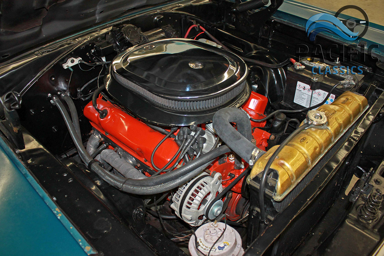 1969 Plymouth Road Runner 4 Speed