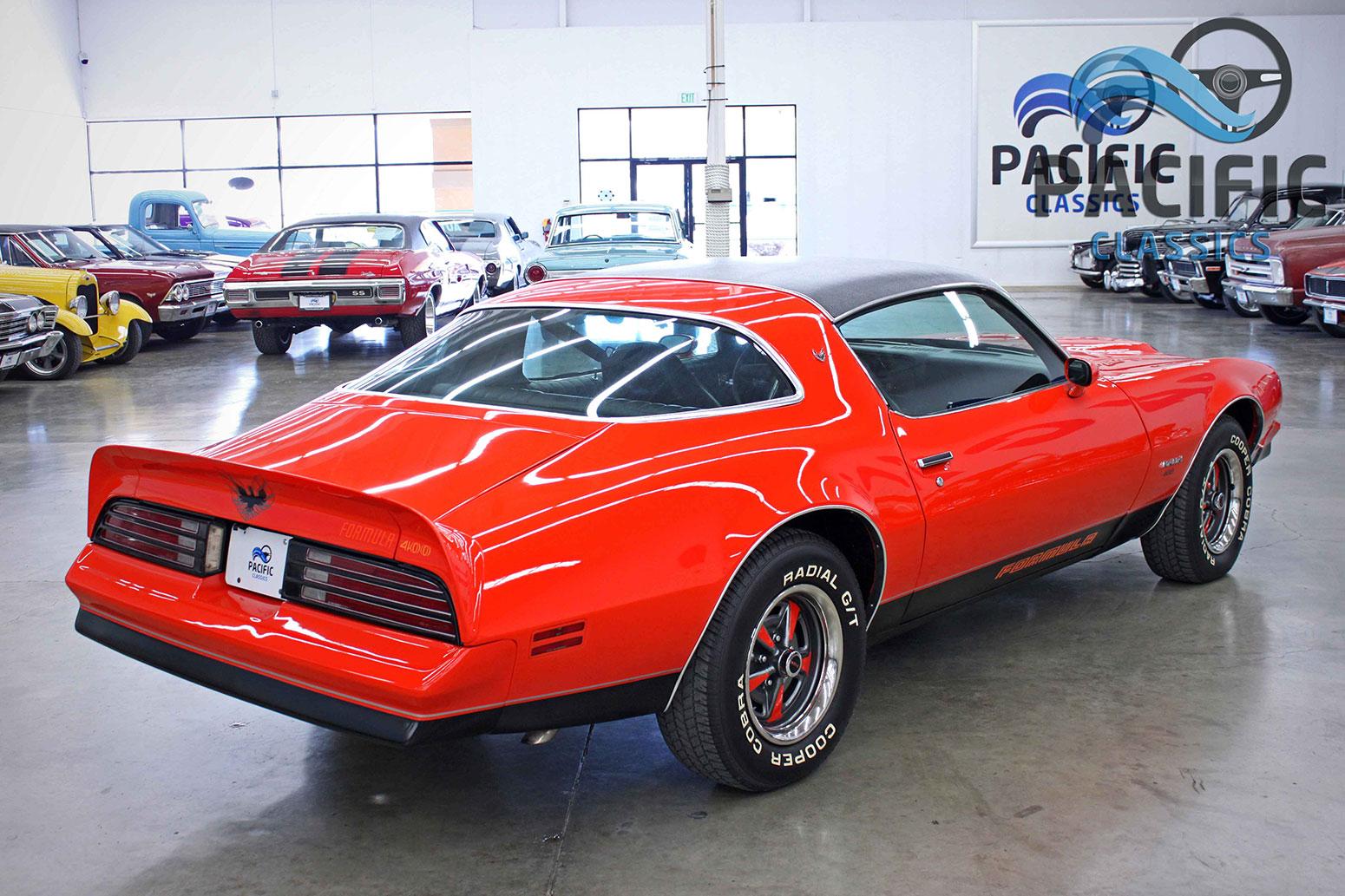 1976 Pontiac Firebird Formula