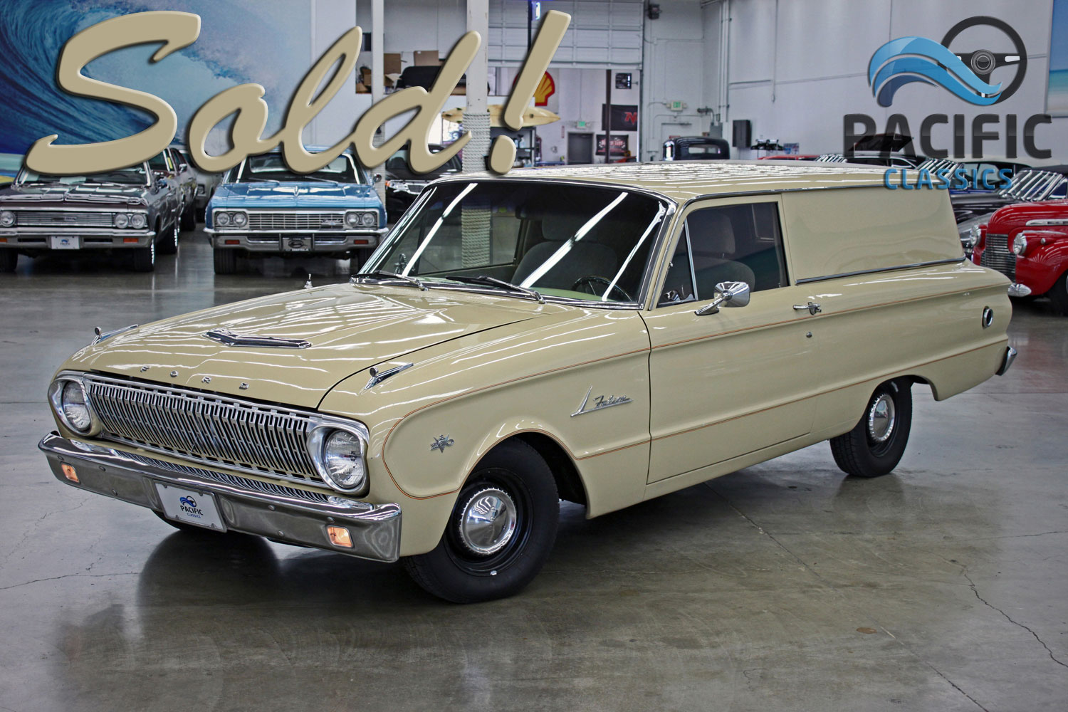1962 Ford Falcon Sedan Delivery