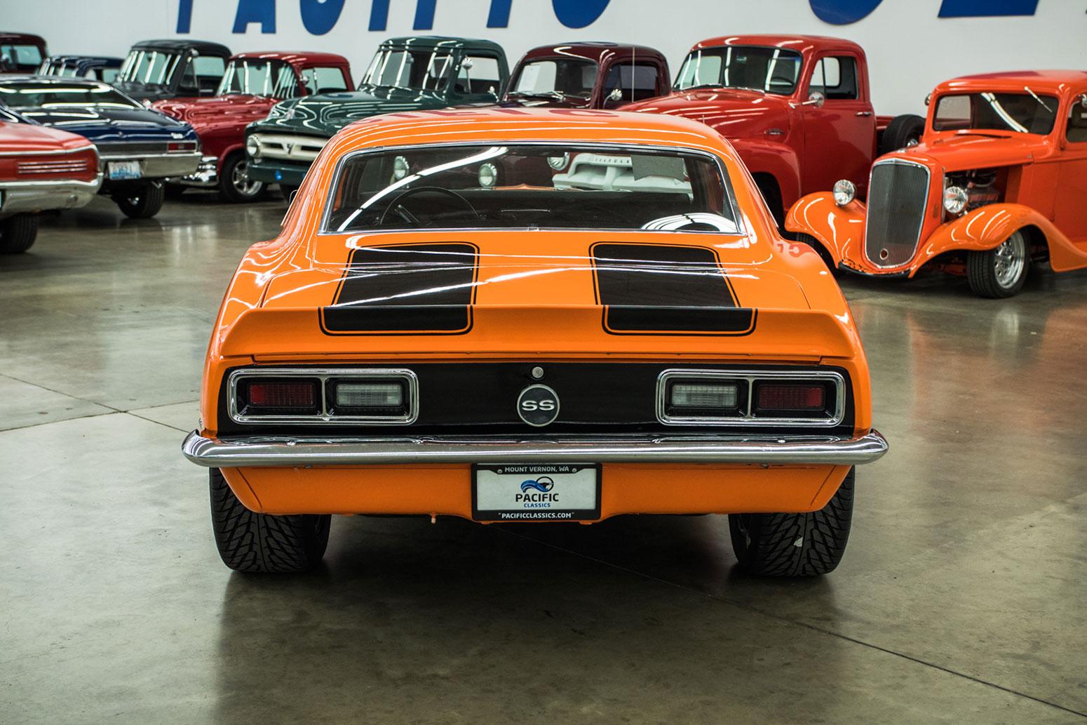 1968 Camaro SS Clone
