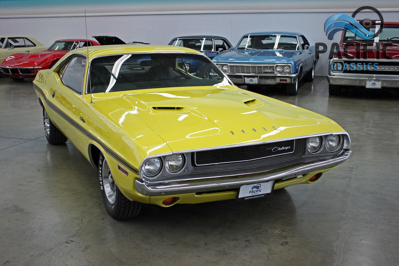 1970 Dodge Challenger Slant Six