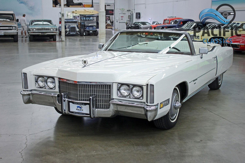 1971 Cadillac Eldorado Convertible