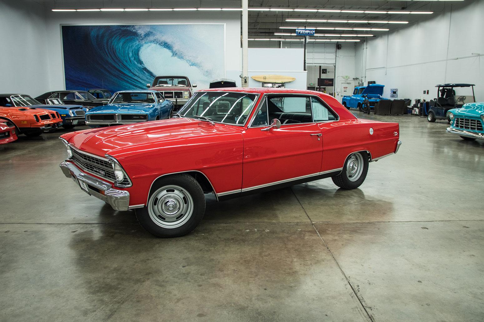 1967 Nova Super Sport