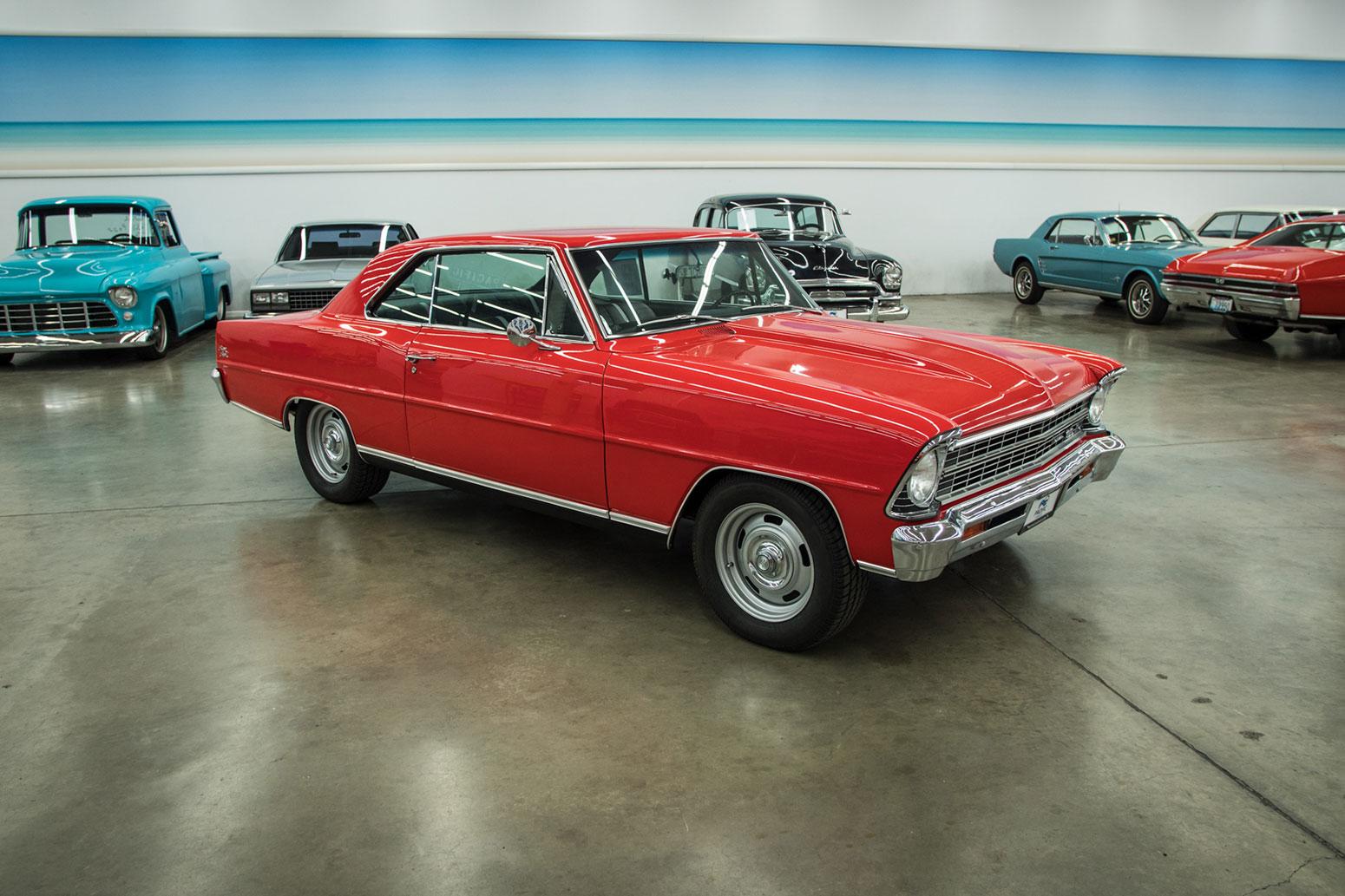 1967 Nova Super Sport 118 Car